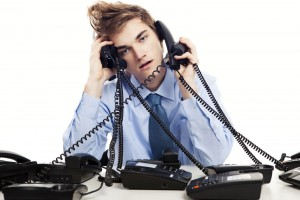 waste time in Cold Calling